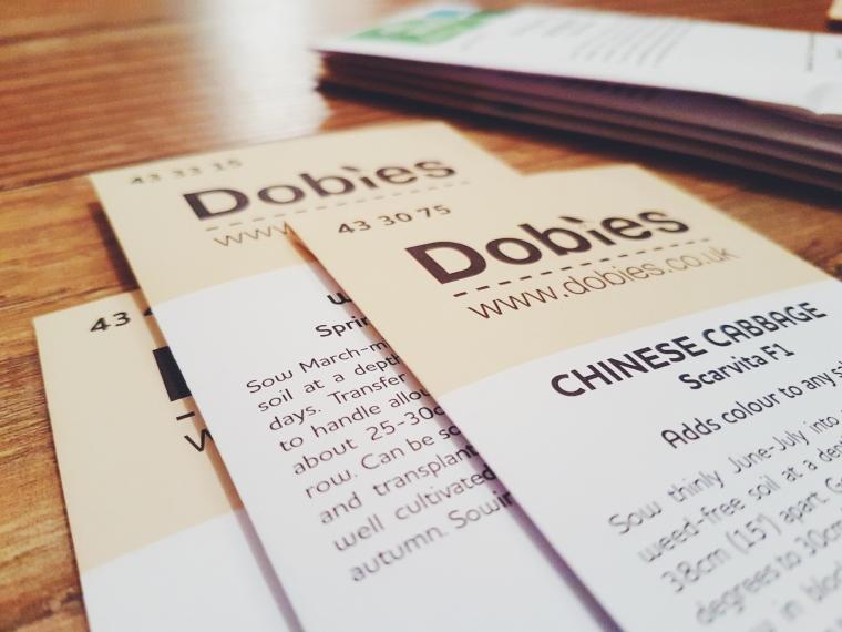 Dobies seeds
