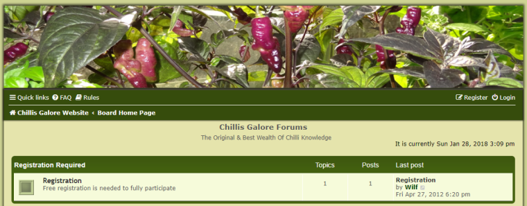 Chillis Galore