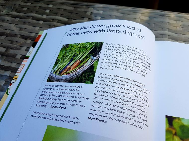 The City Grower Book