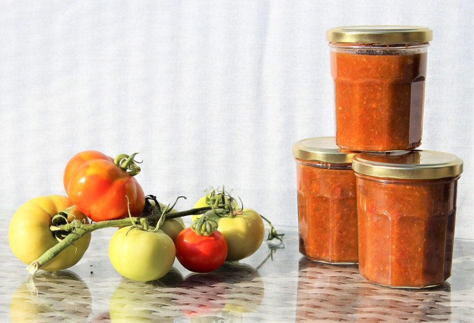 Easy to make Tomato Chutney