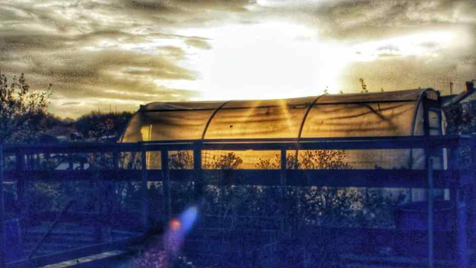Allotment by sun rise