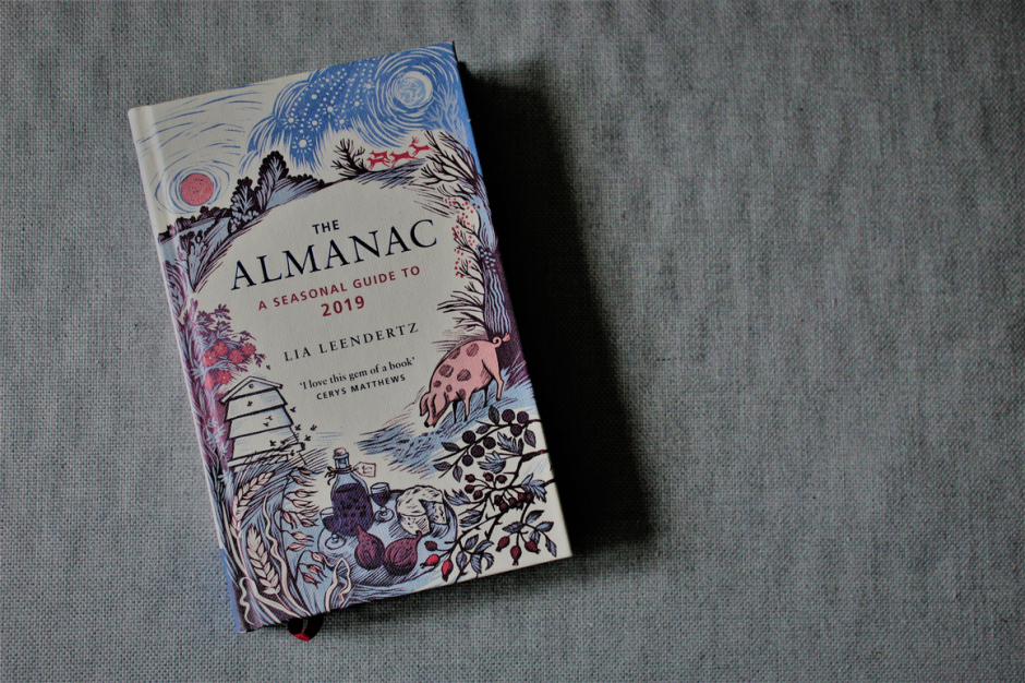 The Almanac Book