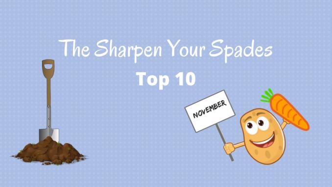 Top Allotment blogs